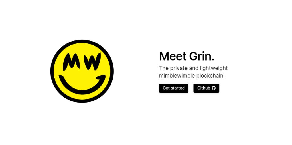 Grin coin - криптовалюта